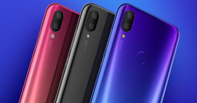 Xiaomi Mi Playn värivaihtoehdot.