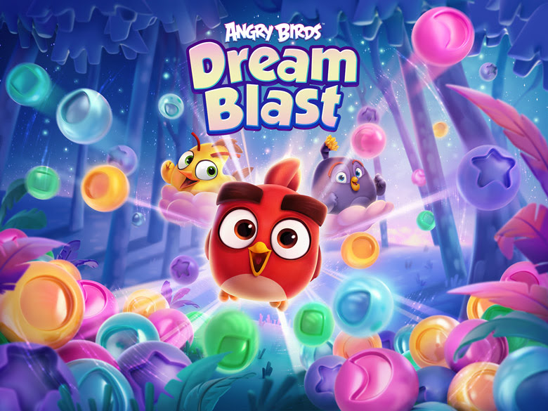 Angry Birds Dream Blast.