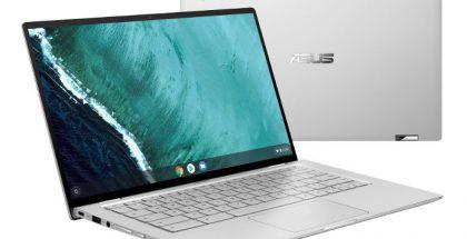 Asus Chromebook Flip C434 on yksi esimerkki Chrome OS -läppäristä.
