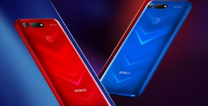 Honor View20.