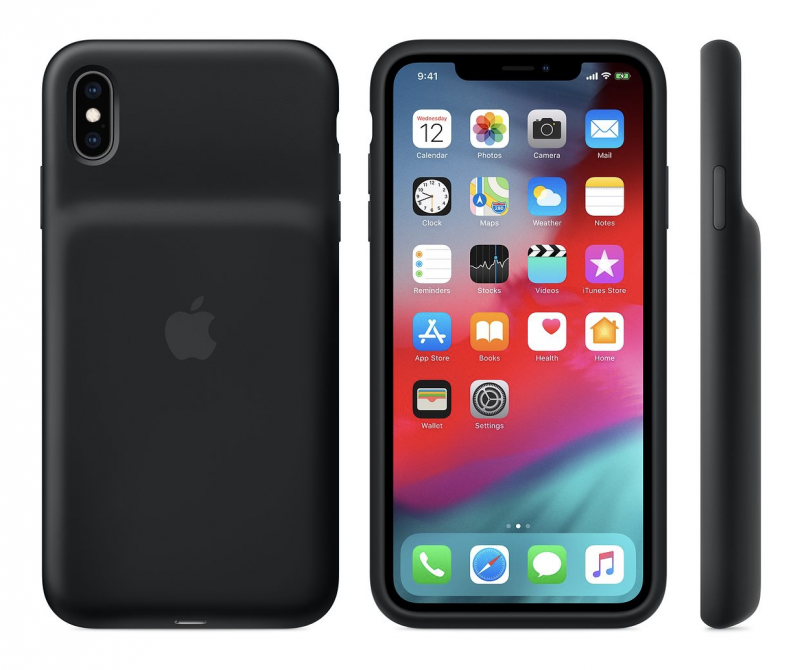 Applen Smart Battery Case iPhone XS Maxille.