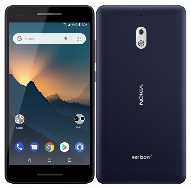 Nokia 2 V tulee myyntiin Verizonilla.