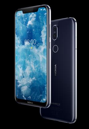 Nokia 8.1.