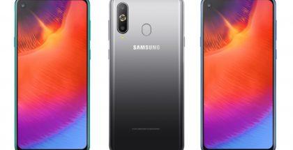Samsung-puhelin sai Koreassa uuden nimen Galaxy A9 Pro (2019).