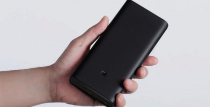 Xiaomi Mi Power Bank 3 Pro.