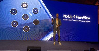 Nokia 9 PureView kaipaisi jo seuraajaa.