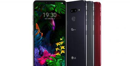 LG G8 ThinQ.