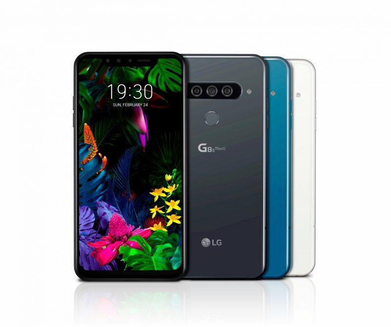 LG G8s ThinQ.