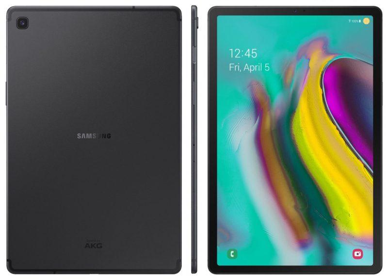 Samsung Galaxy Tab S5e.