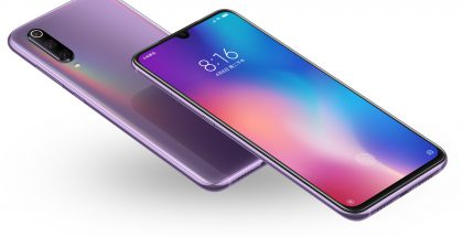 Mi 9 on Xiaomin viimeisin huippupuhelin.