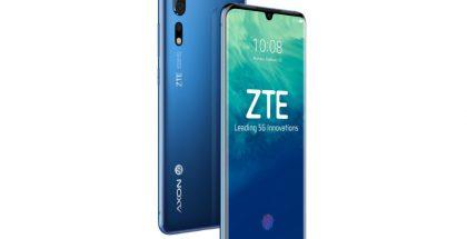 ZTE Axon 10 Pro 5G.