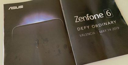 Asus kertoi tulevasta Zenfone 6 -julkistuksen ajankohdasta mainoksessa.