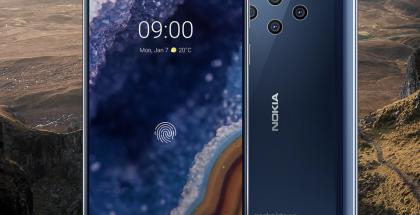 Nokia 9 PureView.