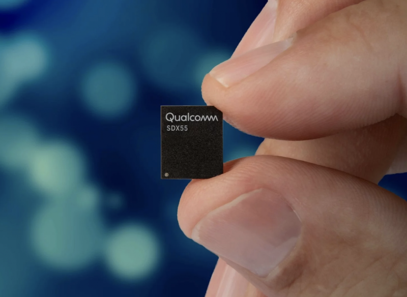 Qualcomm Snapdragon X55 -modeemipiiri.