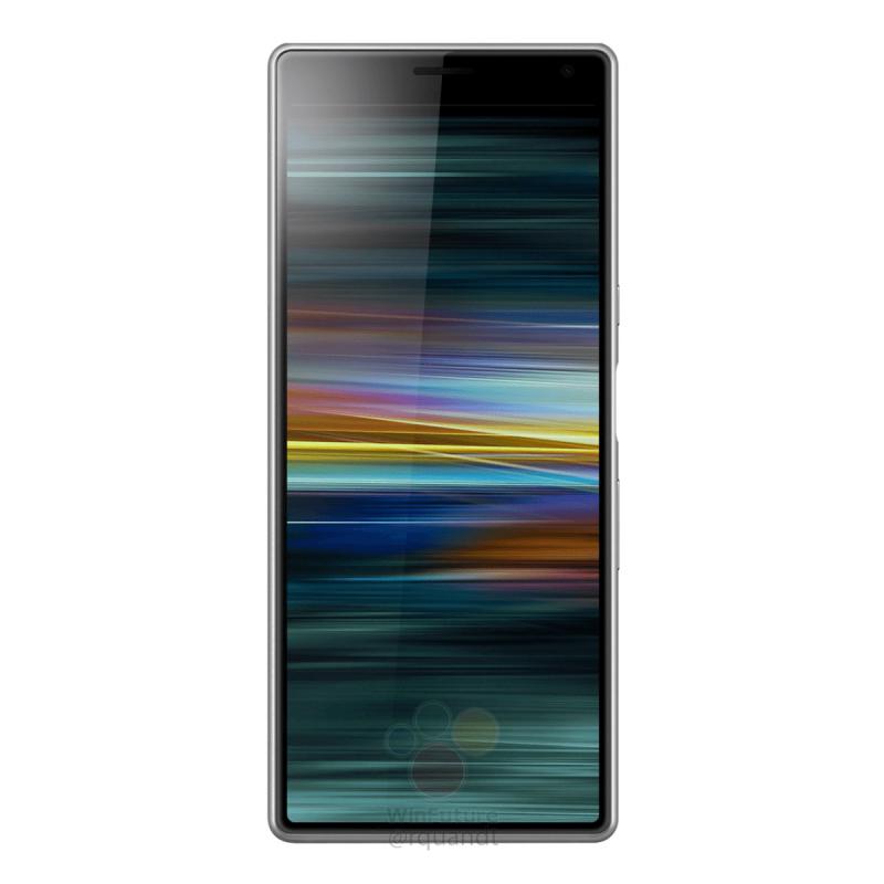Edullisempi keskihintaluokan Sony-älypuhelin 21:9-kuvasuhteen näytöllä. Kuva: WinFuture.de.