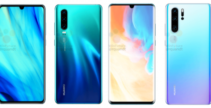 Huawei P30 ja P30 Pro.