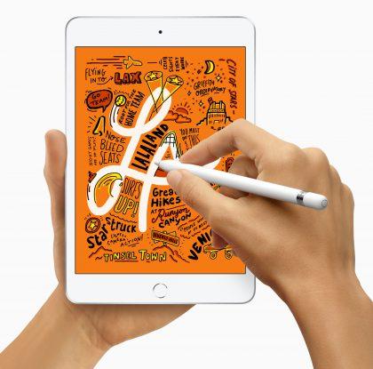 Apple julkisti uuden iPad Airin ja iPad minin  Lisää tehoa ja tuki Apple  Pencilille – d8fe0944fc