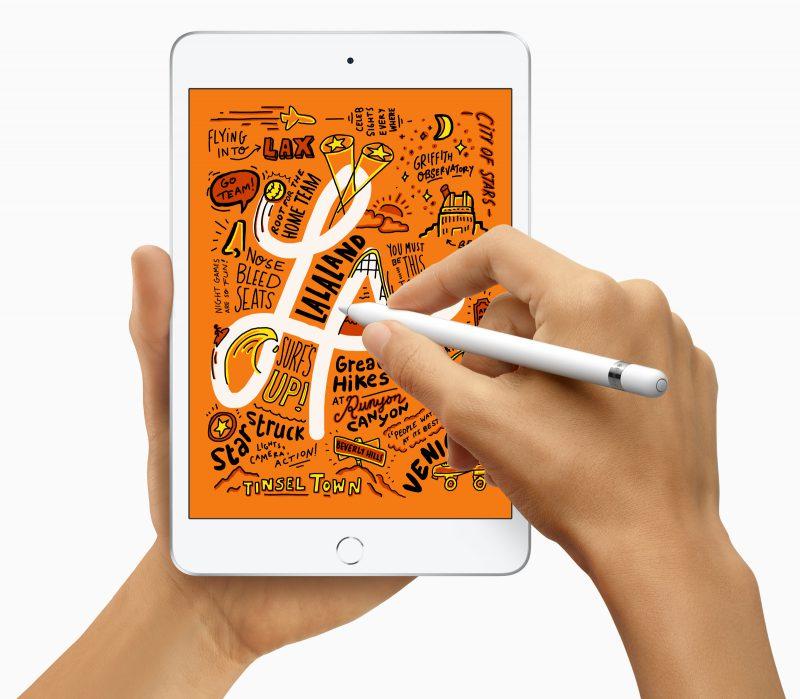 Nykyinen iPad mini.