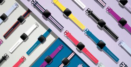 Fitbit Versa Lite.
