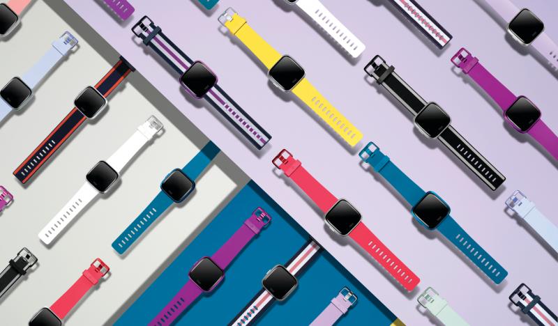 Fitbit Versa Liten myynti jäi pettymykseksi.