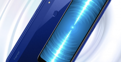 Honor 8A on edullinen älypuhelin 6,09 tuuman näytöllä.