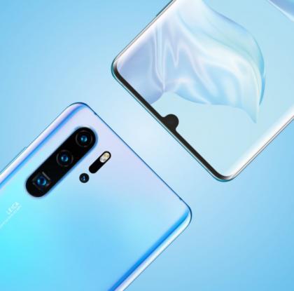 Kappas, Huawei julkaisi jo P30 ja P30 Pro -kuvat omilla sivuillaan