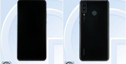 Huawei Nova 4e / P30 Lite TENAA-kuvissa.