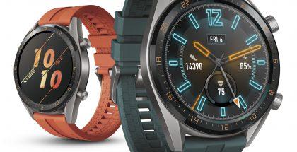 Kevään uudet Huawei Watch GT -värit.