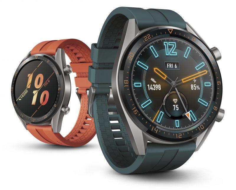 Uudet Huawei Watch GT -värit.