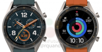 Uusi Huawei Watch GT Active.