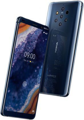 Myös Nokia 9 PureView on nyt Googlen suositeltujen yrityspuhelinten listalla.