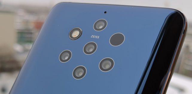 Arvostelussa Nokia 9 PureView: Erikoinen kamerapuhelin on kaksijakoinen tapaus