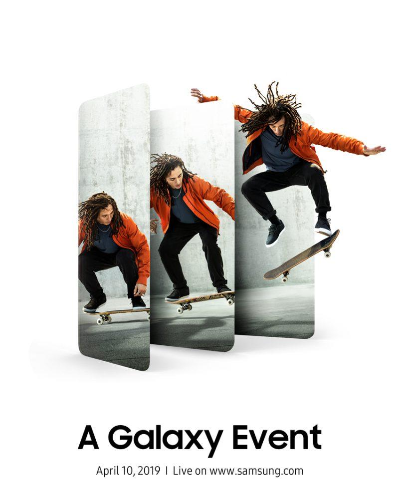 Samsungin ennakkokuva tulevista julkistuksista.