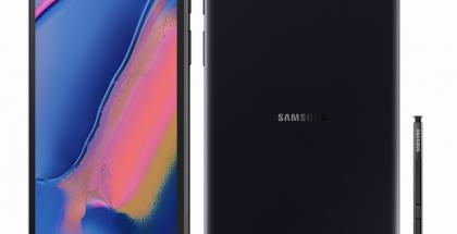 8 tuuman Samsung Galaxy Tab A (2019).