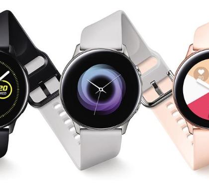 Samsungin uusi älykello Galaxy Watch Active myyntiin tänään – suositushinta 249 euroa