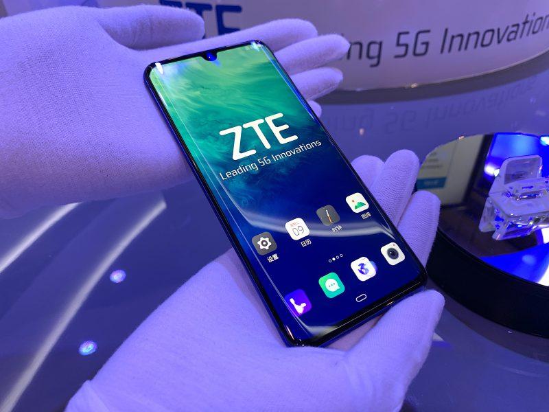 ZTE Axon 10 Pro 5G on ilmeisesti yksi Elisan ensimmäisiä 5G-älypuhelinmalleja Suomessa.