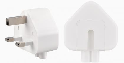 Viallinen, mahdollisesti vaarallinen Apple-laturi.