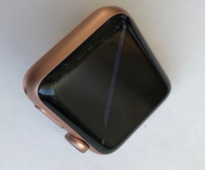 Paisuneen akun rikkoma Apple Watch kirvoitti uuden joukkokannehankkeen.