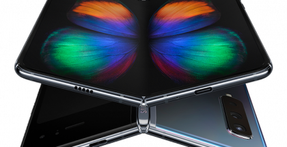 Alkuperäinen Samsung Galaxy Fold.