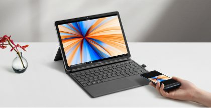 MateBook E 2019 tukee Huawein OneHop-pikajakoa.