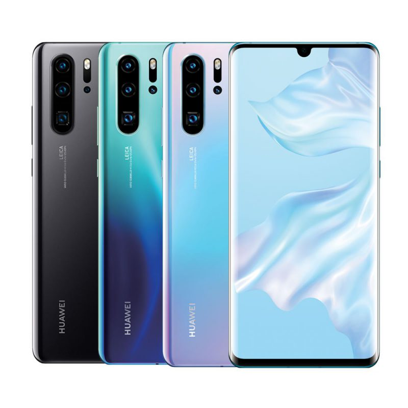 Huawei P30 Pro.