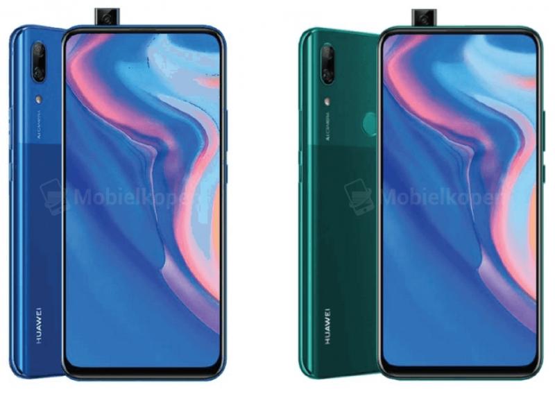 Huawei P Smart Z. Kuva: Mobielkopen.