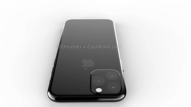 Tältä uuden iPhonen odotetaan näyttävän. Kuva: OnLeaks / CashKaro.