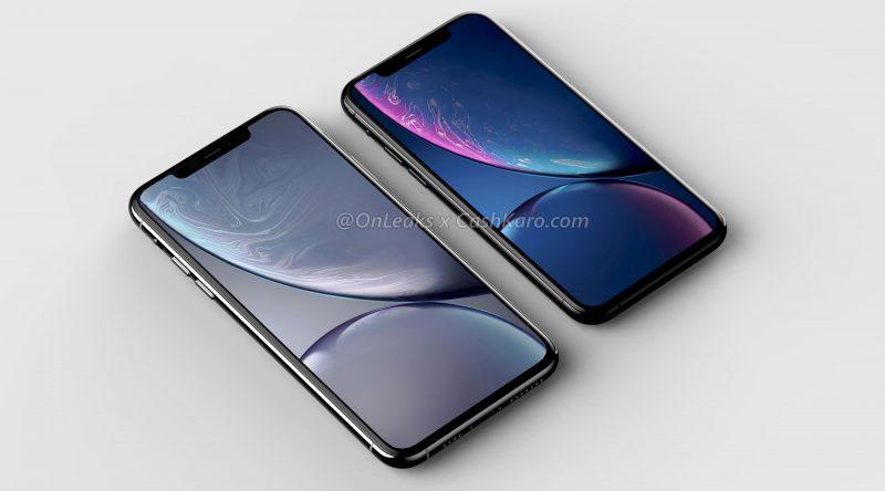 Uudet iPhone-huippumallit. Kuva: OnLeaks / CashKaro.
