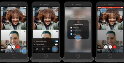 Skype-sovelluksiin tulee mahdollisuus näytönjakoon.