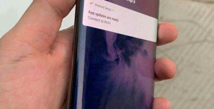 OnePlus 7 Pro? Kuvavuoto kiinalaisen Weibo-palvelun kautta.