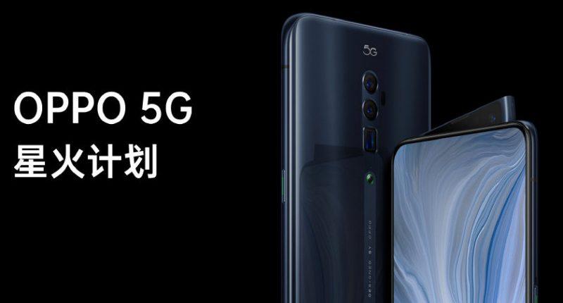 Oppo Reno -malliston huipulle on tulossa myös 5G-versio.