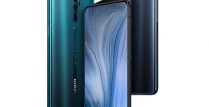 Uudet Oppo Reno -älypuhelimet.