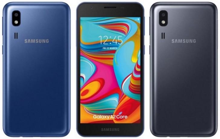 Samsung Galaxy A2 Core.