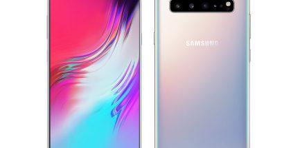 Galaxy S10 5G oli Samsungin ensimmäinen 5G-älypuhelinmalli.